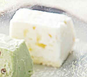 柚子の甘露煮入の濃厚レアチーズケーキご購入前に下記の※ご注意※を必ずお読み下さい。レアチ...