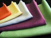 伊と幸正絹シルク100%5色から選べる袱紗(1枚)豪華桐箱入(税込)