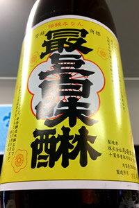 馬場本店 最上白味醂(みりん) 1.8L