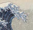 送料無料◆葛飾北斎「神奈川沖浪裏」36×26cm Katsushika-Hokusai The Great Wave(BL1145 73) ◆DMC刺しゅうキット クロスステッチ刺繍キット 輸入品 名画 絵画 刺しゅうキット 2