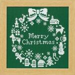 ◆X-101クリスマスリース(グリーン)初〜中級◆オリムパス