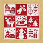 ◆X-102クリスマス(レッド)初〜中級◆オリムパス