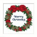 ◆木の実のリースX-106中級◆オリムパスクリスマス
