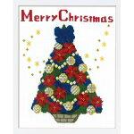 ◆聖夜のツリーX-107中級◆オリムパスクリスマス