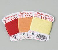 【ポイント10倍】【フジックス】タイヤー絹手縫り糸(まつり糸)9号40m-3