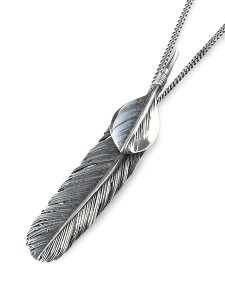 HARIM(ハリム)HARIMFEATHERRIGHTM※HeartFeatherCustom(Silver)/フェザー・ネックレス【送料無料】