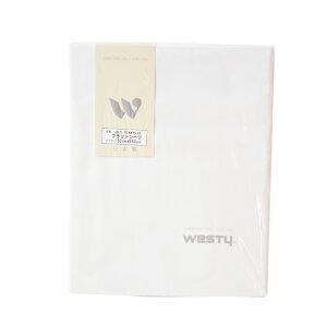 【高密度ブロード生地使用】WESTY®(ウェスティ)フラットシーツ【シングル】