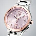 シチズン クロスシー CITIZEN XC ES8084-59W レディース 腕時計 エコ・ドライブ電波時計