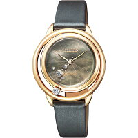シチズンエルCITIZENLEW5522-11Hレディース腕時計エコ・ドライブ限定モデル
