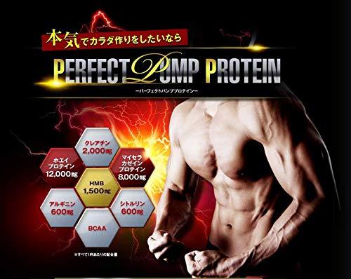 健康食品>パーフェクトパンププロテイン