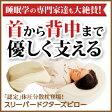 睡眠時の呼吸・寝姿勢をサポートする安眠枕【スリーパードクターズピロー】※送料無料