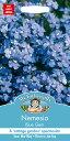 【輸入種子】Mr.Fothergill's SeedsNemesia Blue Gemネメシア・ブルー・ジェムミスター・フォザーギルズシード