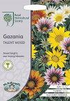 【輸入種子】Mr.Fothergill's Seeds Royal Horticultural SocietyGazania TALENT MIXEDRHS ガザニア タレント・ミックス ミスター・フォザーギルズシード