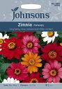 【輸入種子】Johnsons SeedsZinnia Pin...