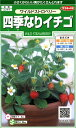 【種子】ワイルドストロベリー四季なりイチゴサカタのタネ