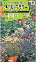【種子】ワイルドフラワーハイドロカラーミックスタキイ種苗のタネ