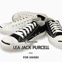 コンバース converse レディース メンズ スニーカー カジュアル シューズ 靴 LEA ジャックパーセル LEA JACK PURCELL 32241230 32241231 白 黒