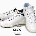 K-SWISS メンズ スニーカー カジュアル シューズ 靴...