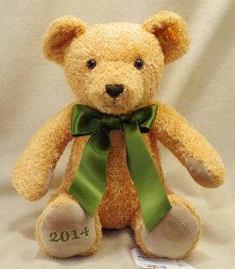 シュタイフ コージーイヤーベア2014 Steiff Cosy Bear of the Year 2014