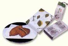 茶の葉せんべい【26枚箱入】
