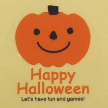 シール:かぼちゃ