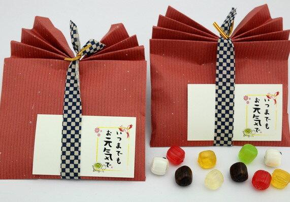 【敬老の日Ver.】 プチ選べる京飴 5ケース(100個)(レビュー書き込みで次回あめプレゼント):京の飴工房