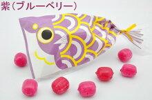 プチ京鯉のぼり紫(ブルーベリー)