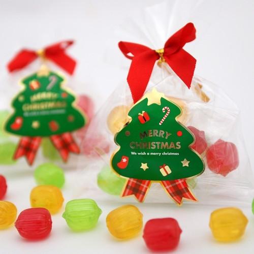 「ブライダル」クリスマスキャンディー 5ケース(250個)☆レビュー書き込みで次回あめプレゼント:京の飴工房