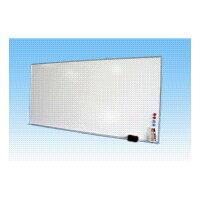 ホワイトボード壁掛用無地W1800×H900【送料無料】マ-カーセット付(TS-36W)