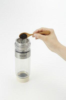 ビタントニオ【ツイスティー】 水筒・急須・ボトル・水出し・二重構造・Vitantonio