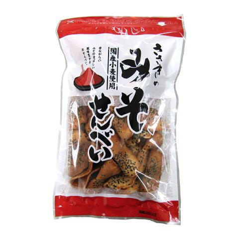 みそせんべい 佐々木製菓