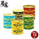 【新商品】CAVA? サヴァ缶 5種10缶セット