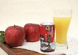 岩手県産リンゴ・サンふじジュース、砂糖不使用