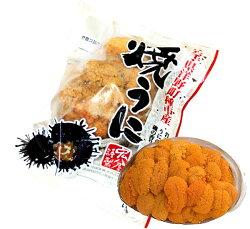 焼うに(バフンウニ)岩手県三陸産の高級ウニ