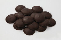 カカオマス100%のピュアなクーベルチュールチョコレート チョコレート コイン状 製菓用チョコ...