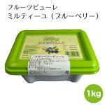 フルーツピューレ/ブルーベリー/1kg