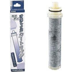 供KAKUDAI KAKUDAI凈水淋浴使用的墨盒0356 0356