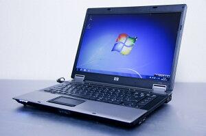 ノートパソコン HP 6730b Windows7 Celeron Dual Core T3000 1.8GHz メモリ 2GB HDD 160GB 限定...