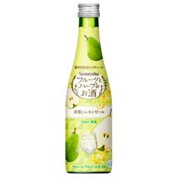 養命酒製造 フルーツとハーブのお酒 洋梨とレモンピール 在庫限り 300ml×1本 リキュール・スピリッツ