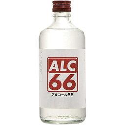 ALC66 レッド 高アルコール 高濃度 スピリッツ 66% 500ml×2本 篠崎(福岡) リキュール・スピリッツ 「除菌・消毒」に使用可能