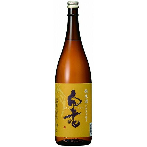澤田酒造(愛知) 白老純米 1800ml×1本 日本酒