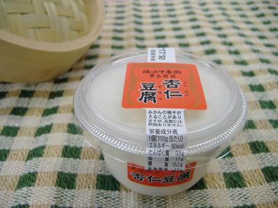 杏仁豆腐(アンニンドウフ) 110g