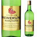 鳴門鯛 純米大吟醸 BREWER'S NO.3 720ml 日本酒 4合 長S