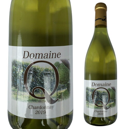 ドメーヌQ シャルドネ 2019 720ml 白ワイン 日本ワイン 国産ワイン 山梨県 ドメーヌ久 長S