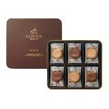 GODIVA ゴディバ クッキー アソートメントGDC-202(18枚入)※手提げ袋付