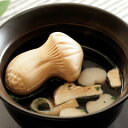 加賀懐石 松茸のお吸物最中