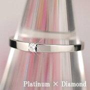 プラチナ ダイヤモンド ニッケル シンプル レディース プレゼント バースデー
