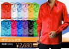 サテンシャツ27sh1-00