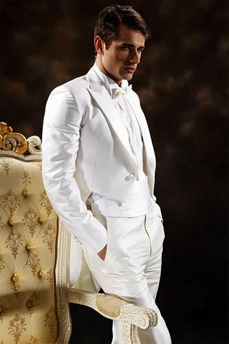 燕尾服,白,ホワイト,販売,結婚式,パーティ,演奏会,発表会,ステージ衣装,舞台衣装,指揮者...
