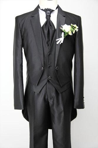 燕尾服,結婚式